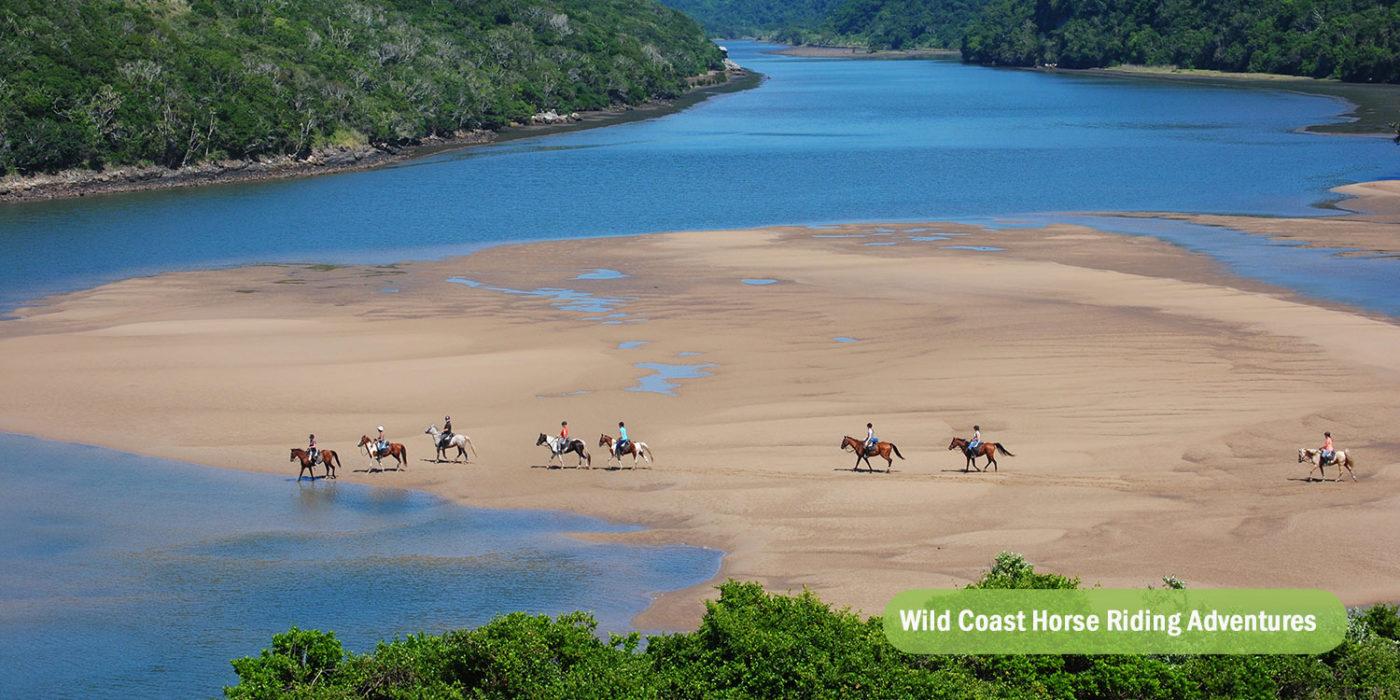 Wild Coast Horse Riding Adventures: Itinerary | Horse Safari