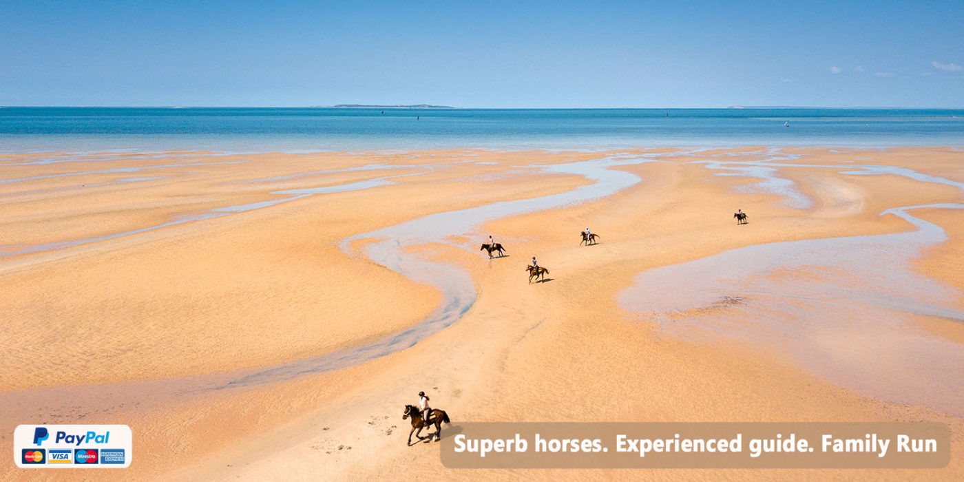 Riding with Mozambique Horse Safari